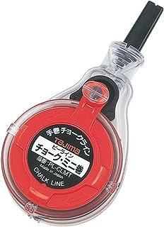 タジマ(Tajima) ピーライン チョーク・ミニ巻 糸長さ15m PL-CLMT