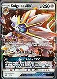 carte Pokémon SM16 Solgaleo GX 250 PV Promo