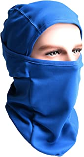 XINGZHE Balaclava Windproof Ski Mask Cold Weather Face Mask Motorcycle Helmet Liner Cap