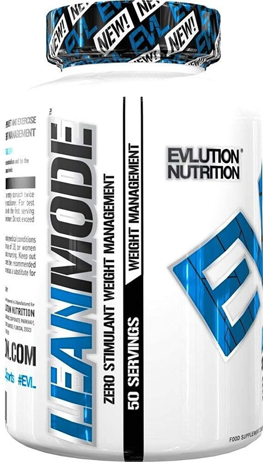 本土チーズ妻EVLution Nutrition リーンモード(ウェイトロスサポートサプリ?刺激物なし)(150カプセル)(海外直送品)