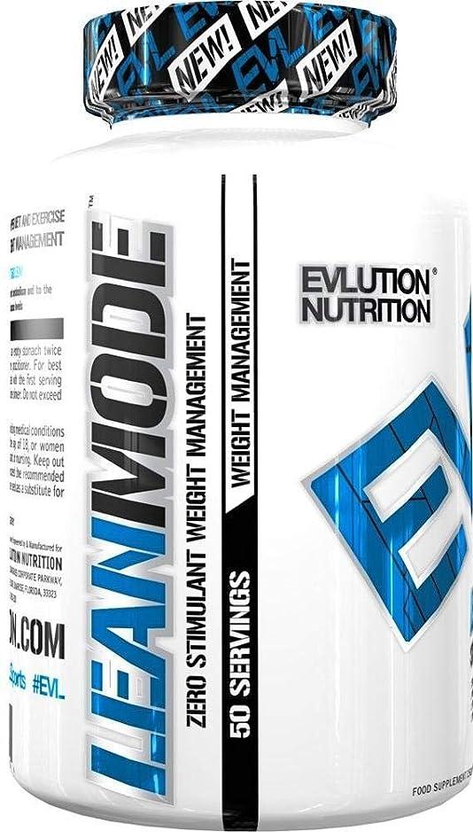 検索必要としている切り刻むEVLution Nutrition リーンモード(ウェイトロスサポートサプリ?刺激物なし)(150カプセル)(海外直送品)