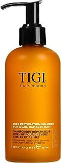 Tigi Reborn Deep Restoration Shampoo 8.5 Fl Oz