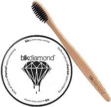 black diamond charcoal teeth whitener