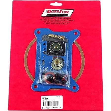 Holley 37-474 Carburetor Rebuild Overhaul Renew Kit for 2BBL 4412 2300 Series