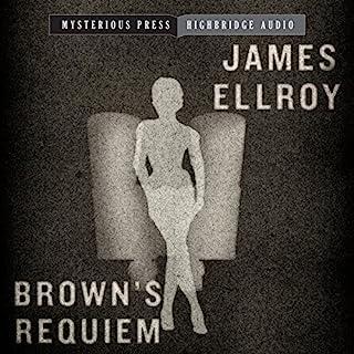 Brown's Requiem audiobook cover art
