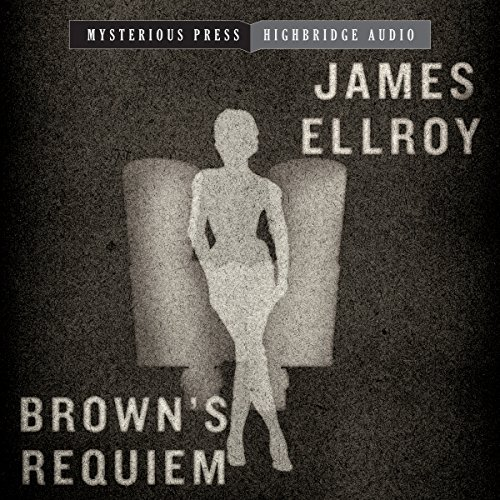 Brown's Requiem audiobook cover art