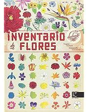 Inventario ilustrado de flores (Ciencias)