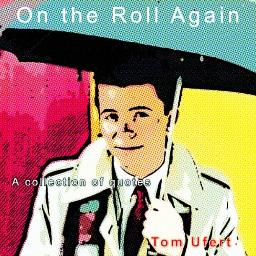 On the Roll Again audiobook cover art