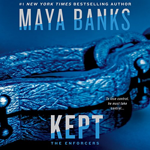 Kept     The Enforcers, Book 3              By:                                                                                                                                 Maya Banks                               Narrated by:                                                                                                                                 Jeremy York                      Length: 11 hrs and 57 mins     5 ratings     Overall 4.8