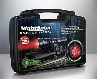 Class-2 NightSnipe Fixed Beam Predator & Hog Night Hunting Light Kit