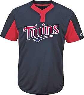 Minnesota Twins Blank or Custom 2-Button Jersey