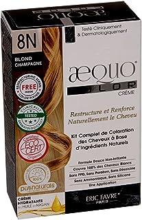 Aequo Color Cream Kit 8N Blonde Champagne