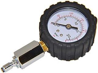 """Scuba Choice 2"""" Intermediate Pressure Checker Gauge - 300 PSI"""