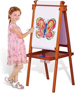 YXSDD Children's Drawing Board Magnetic Small Blackboard Bracket Teaching Writing Board Drawing Graffiti Board Can Be Rais...