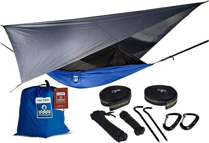 Oak Creek Lost Valley Camping Hammock - Easy Installation