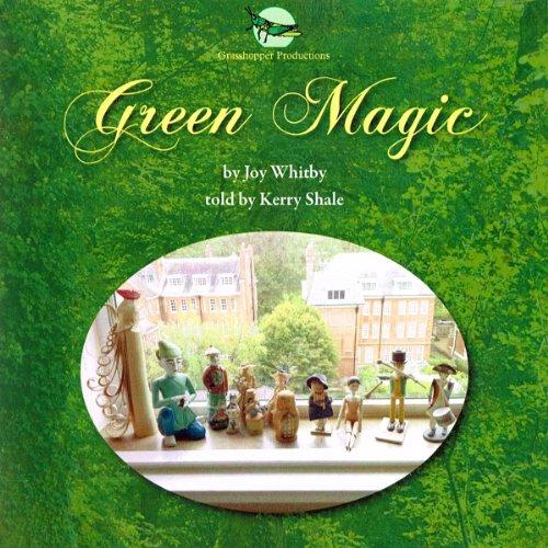 Green Magic audiobook cover art