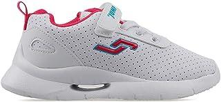 Jump 21180 Günlük Yürüyüş Koşu Erkek/Kız Çocuk Spor Ayakkabı BEYAZ