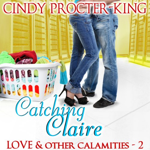 Catching Claire audiobook cover art