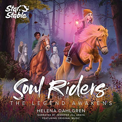 Soul Riders  By  cover art