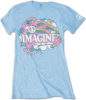 Rainbows, Love & Peace Camiseta para Mujer