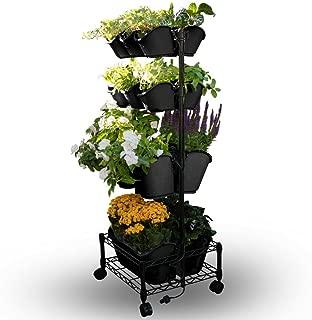 new idea double frame planter