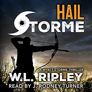 Hail Storme cover art