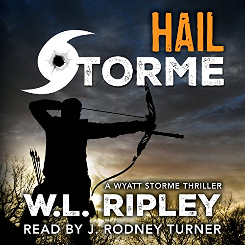 Hail Storme audiobook cover art
