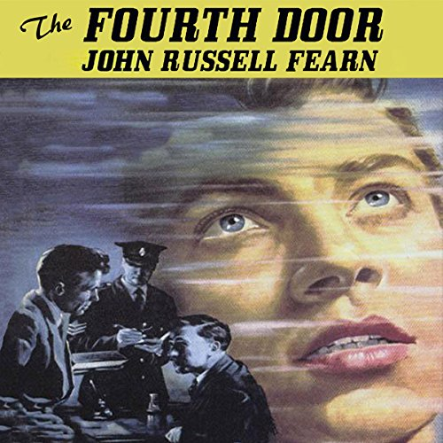 The Fourth Door audiobook cover art