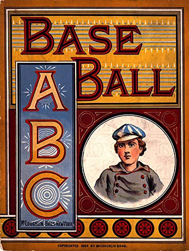 Baseball ABC (English Edition)
