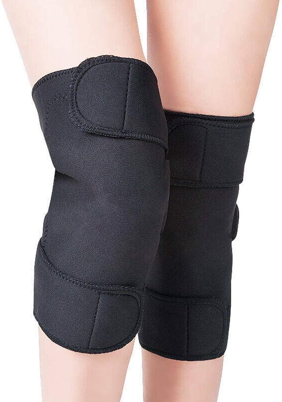 LL Knieschoner Knieschützer Selbsterhitzung Selbsterhitzung Selbsterhitzung Knieschützer Alte Kalte Beine Im Freien Warme Knieschützer Magnetfeldtherapie Protektoren (2 Paar) B07K23DV6M  ein guter Ruf in der Welt 4ae9b2