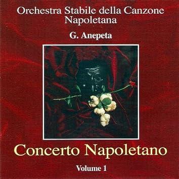 Concerto napoletano, vol. 1 (Best Neapolitan Classical Songs)