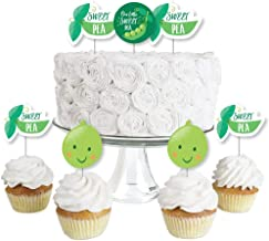 sweet pea cake decorations