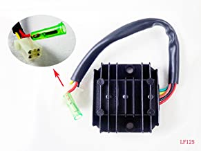 Voltage Regulator Rectifier for Lifan LF125 LF150 LF 125 150 Engine Chinese 125cc 150cc ATV Scooter Go Kart Dirt Pit Bike Motorcycle