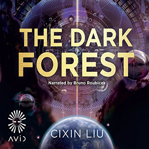The Dark Forest audiobook cover art