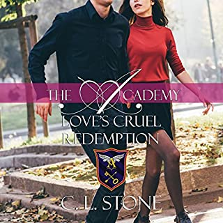 Love's Cruel Redemption audiobook cover art