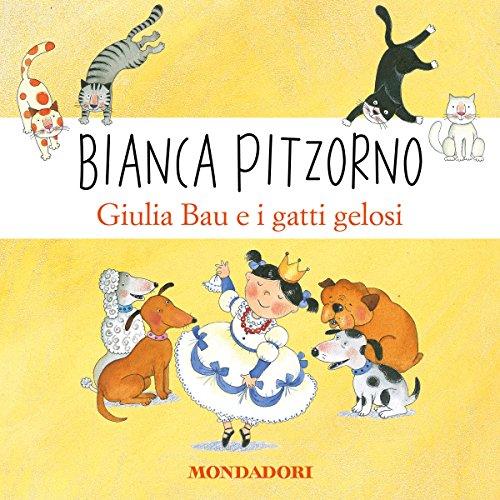 Giulia Bau e i gatti gelosi copertina