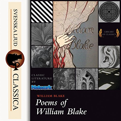 Poems of William Blake audiobook cover art