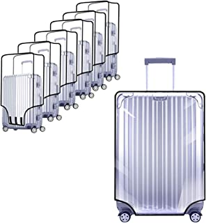 pvc luggage cover