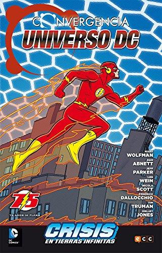 Universo DC converge en Crisis en las Tierras Infinitas