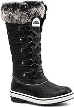 ALEADER Women's Waterproof Winter Snow Boots