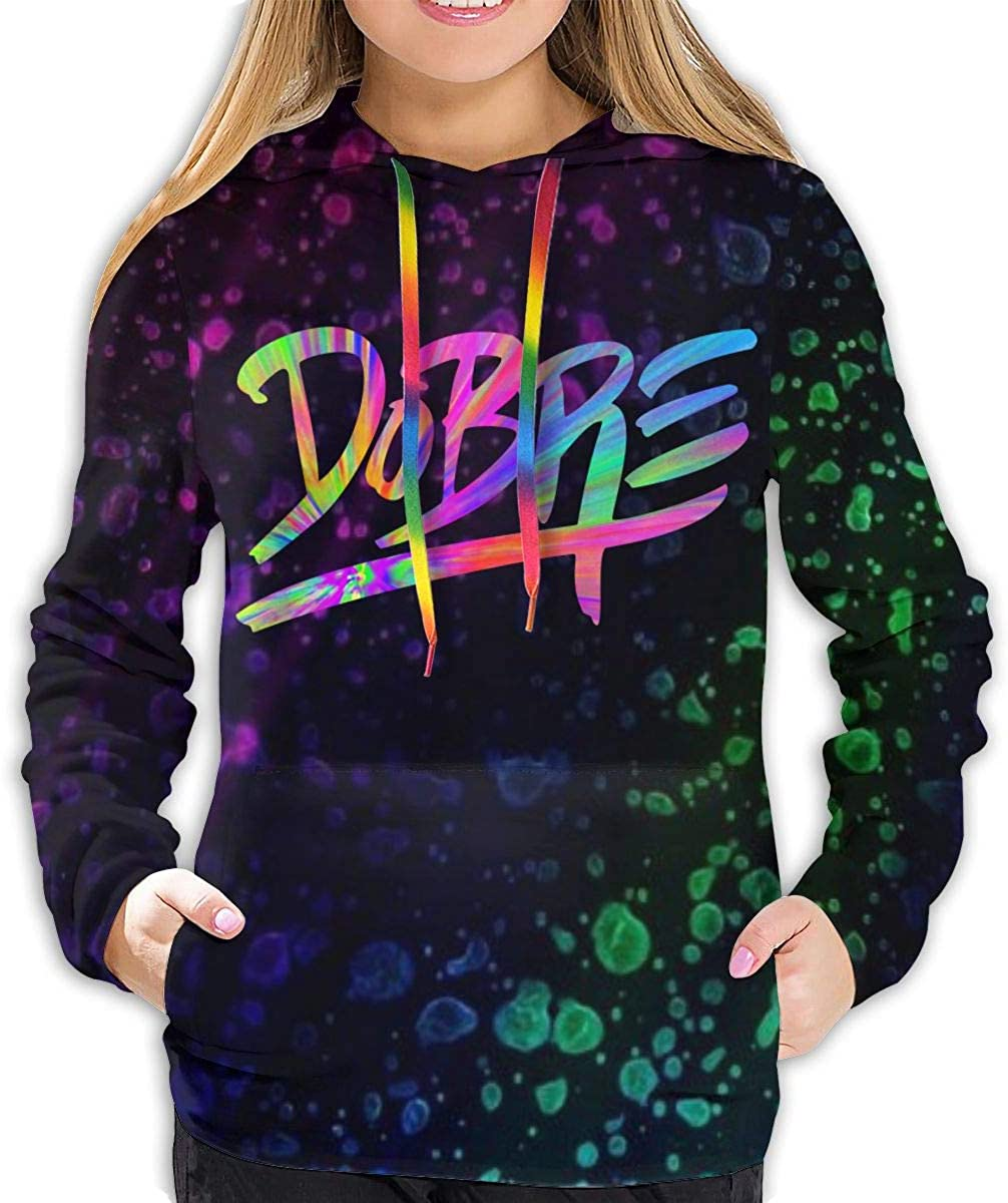 Womens Lucas and Marcus Dobre Brothers Merch Hoodie Sweatshirt L