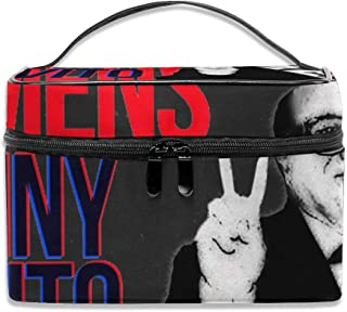 Makeup Bags Danny Devito Travel Makeup Cosmetic Case Portable Storage Bag Toiletry Jewelry Accessories