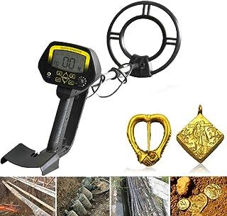 Ondergrondse Metaaldetector,hand Gehouden Metalen Detector,instelbare Gevoeligheid En Volume,hoge Precisie,waterdichte Dra...