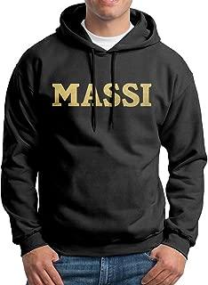 Famous Football Player Massi Men's Cool Hooded Sweatshirt Hoodies