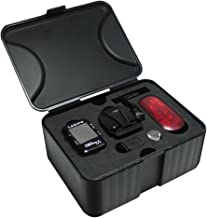 LEZYNE Micro Gaps Hrsc Loaded GPS, Black, One Size