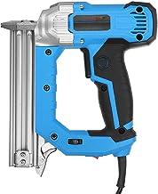 Pistola clavadora eléctrica de 2300W, clavadora eléctrica de 220V y pistola recta+grapadora Herramientas para trabajar la madera para clavar muebles de marco
