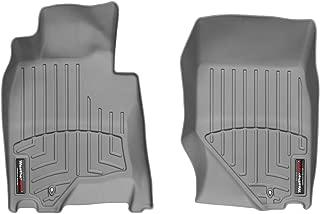 WeatherTech Custom Fit Front FloorLiner for Infiniti G35, Grey