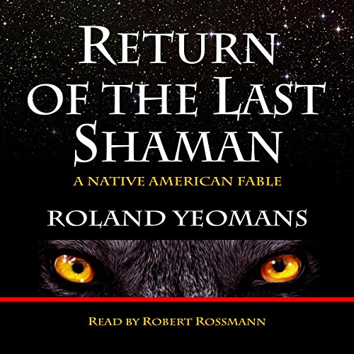 Return of the Last Shaman audiobook cover art