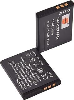 2x Batería 500mAh Para Olympus SP-700