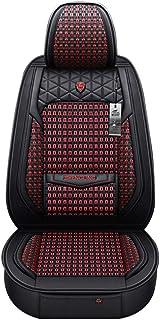 Sillas de coche Cojín del asiento del automóvil Cubierta del asiento del automóvil Buena transpirabilidad y comodidad Tamaño universal adecuado for la mayoría de los modelos Estilo múltiple opcional